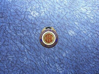 IHC McCormick-Deering Farm Machines International Harvester Co. Logo Watch Fob