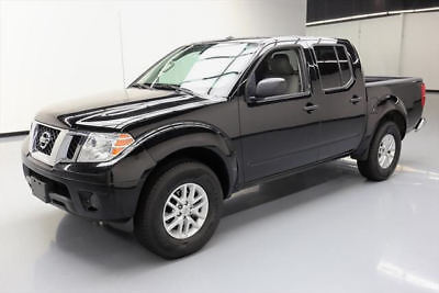 2015 Nissan Frontier  2015 NISSAN FRONTIER SV CREW 4X4 AUTO ALLOY WHEELS 57K #702929 Texas Direct Auto