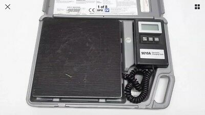 TIF9010A Refrigerant Electronic Charging/Recover Scale