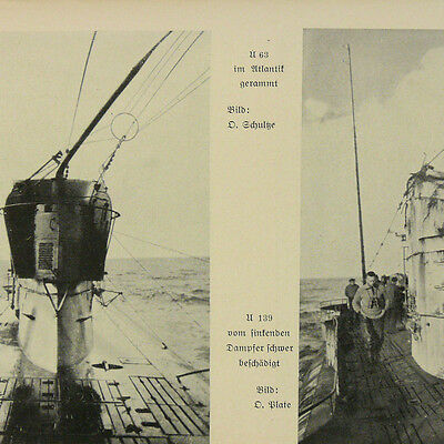 Submarines at the Enemy - WWI U-Boat book Accounts by famous Navy Commanders