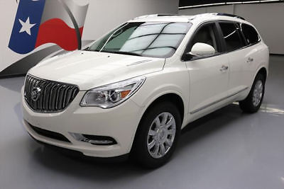 2014 Buick Enclave Leather Sport Utility 4-Door 2014 BUICK ENCLAVE LEATHER HTD SEATS NAV REAR CAM 36K #366510 Texas Direct Auto