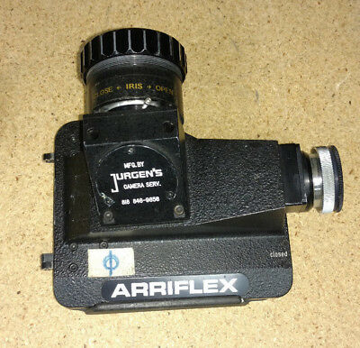 ARRIFLEX Jurgen 35-III Door with Fixed Viewfinder and video tap plus 2nd door