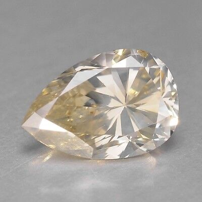 1.01 Cts FANCY SPARKLING GRAYISH YELLOW NATURAL LOOSE DIAMONDS- SI1