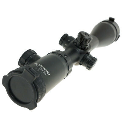 3-25x56 Zoom 8 High Resolution Accuracy Mil-dot Tactical Rifle Scope Gunsights