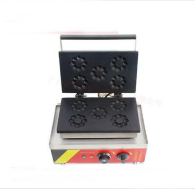 Electric Mini Donut Waffle Machine Small Kitchen Home Appliance 380MM*350MM~ .