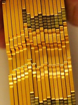 16 pc's gold plated pcb's  62mm x 75mm Each ,FOR GOLD RECOVERY SCRAP