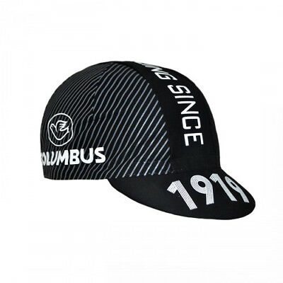COLUMBUS 1919 CYCLING BIKE HAT CAP by Cinelli - Fixed Gear - Made in Italy