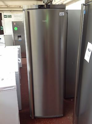 *AEG Santo S74010KDX1 60cm Freestanding Fridge - Stainless Steel #118159