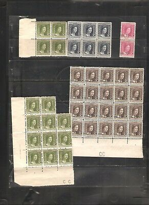 lot 074              from my treasures LUXEMBOURG  selection   MNH