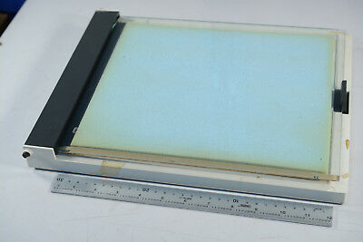 """contact printing frame easel 12x10"""" 10x12"""""""