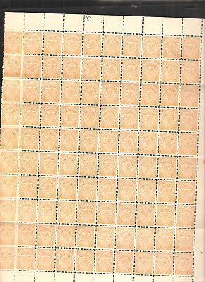 lot 083             from my treasures LUXEMBOURG LOVELY COMPLETE SHEET   MNH