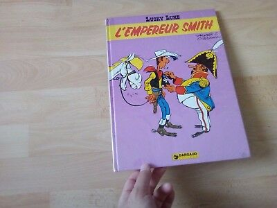 E.o Lucky Luke L'empereur Smith