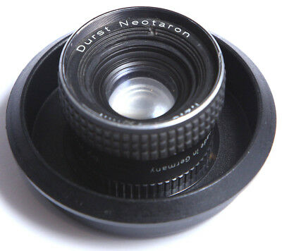 DUST NEOTARON 50mm f2.8 (-f16) Enlarging Lens - 39mm Screw Mount