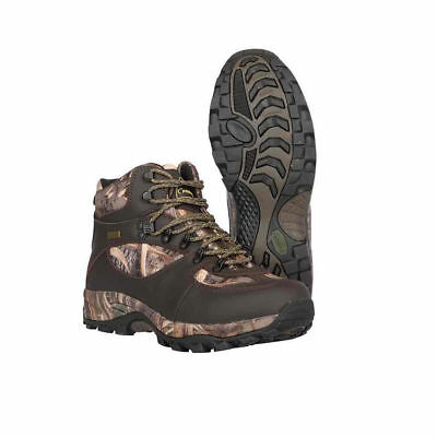 Prologic Max5 HP Grip-Trek Boots Camo Waterproof Boots NEW Men's Size 12