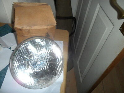 Vintage Lucas 7 Inch Sealed Beam Austin/morris  New Old Stock!!!