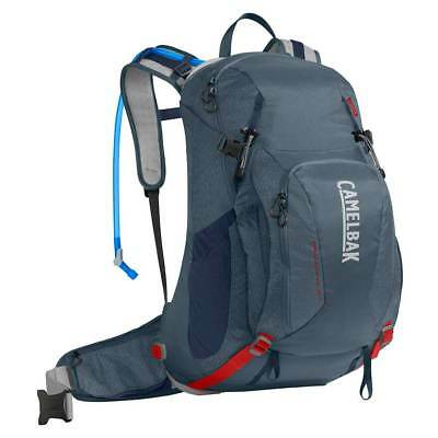Camelbak Franconia Lr 24 21 Liters Dark Slate   Fiery Red