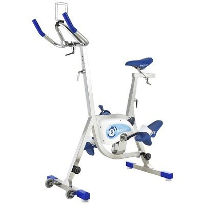 Waterflex Inobike 8 One Size Silver   Blue