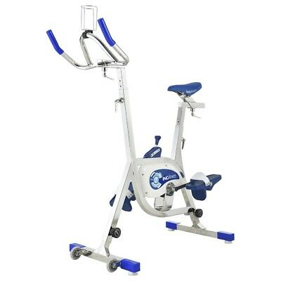 Waterflex Inobike 7 One Size Silver   Blue