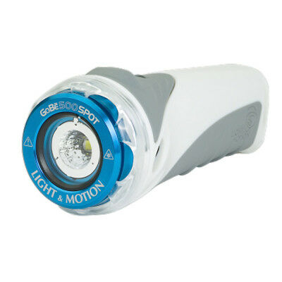 Lightandmotion Gobe S 500 Spot  White   Blue