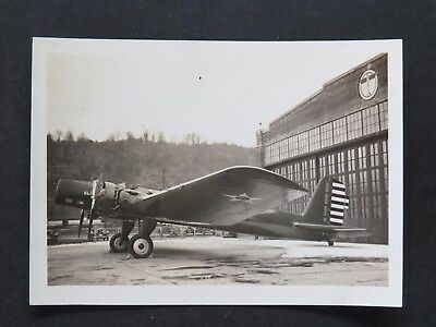 Original 1930's Photograph - Boeing 215 Bomber - Two 625hp Hornets
