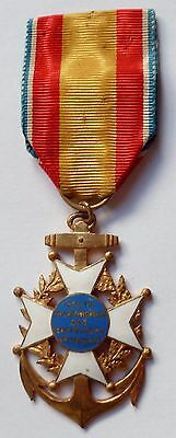 MEDAL RESCUE RESCUERS PROVENCAL MARSEILLE ORIGINAL Marine FRENCH MEDAL
