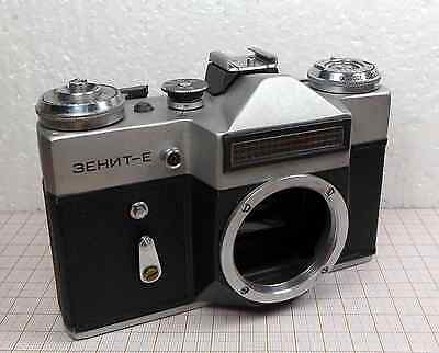 Camera ZENIT-E body to collectors [M1]