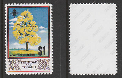 Trinidad & T 6005 - 1969 TREE MISSING QUEEN'S HEAD  - a Maryland FORGERY unused
