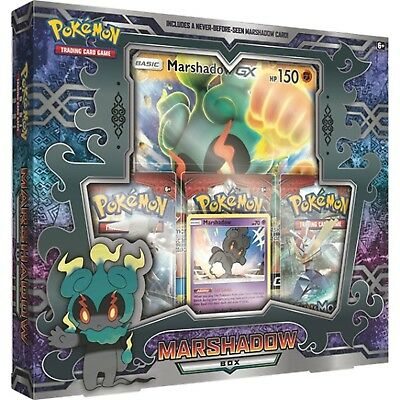 Marshadow Box: Pokemon TCG (Pre-Order)
