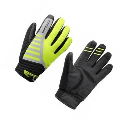 Shimano All Condition Thermal Gloves Allwetter Thermo Handschuhe Schnäppchen #A1