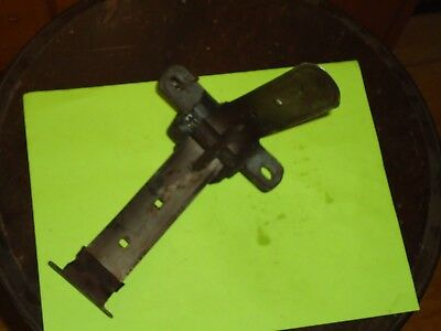 1940's-1950's Mack Truck E Model Windshield Crankout Assembly