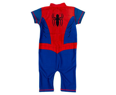 Spiderman Boys' Swimsuit - Red/Blue