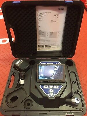 Wohler VIS330 30m Video Inspection Drain Camera - 1-WOH3741-C