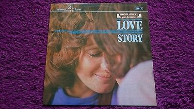 Ronnie Aldrich And His Two Pianos – Love Story , Vinyl, LP, 1971 , UK ,PFS 4222