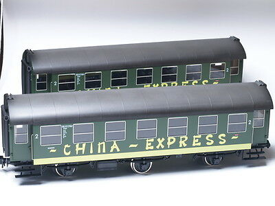 58091 Marklin Gauge I China Express 2-Car Passenger car scale 1:32