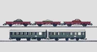 Gauge 1 Marklin 58214 75 Years Hindenburg Embankment Car Set scale 1:32