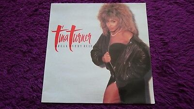 Tina Turner ‎– Break Every Rule , Vinyl, LP, 1986 , Spain , 074-2406111
