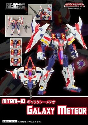 Maketoys Re:master Mtrm10 Galaxy Meteor