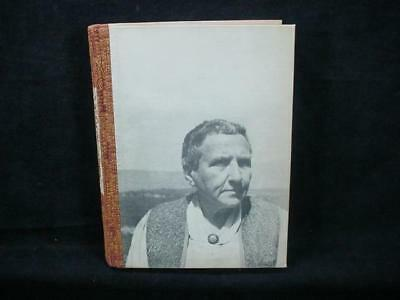 NobleSpirit NO RESERVE {3970} Gertrude Stein Signed Portraits & Prayers 1934