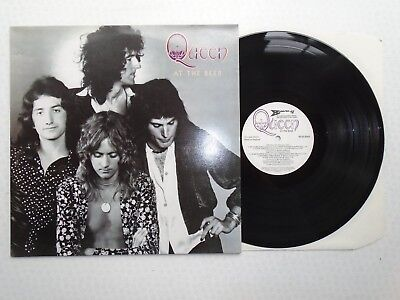 Queen-At The Beeb..superb! 1St Uk Pressing Mint / Unplayed Vinyl Lp Record 1989