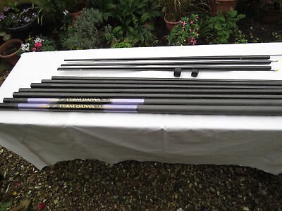 Daiwa Whisker Carbon 12 1/2Mtr Pole With Three Top Sections