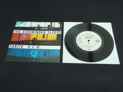 "R.e.m. The Sidewinder Sleeps Tonite 1993 German  Press 7"" Vinyl Record Ex/ex"