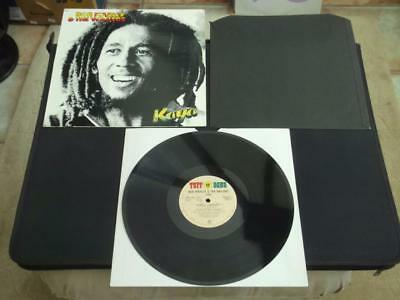 "Bob Marley & The Wailers Kaya 1978 Uk Press 12"" Vinyl Record Album"