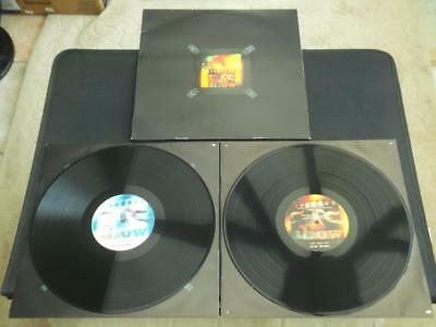 "The Cure Show 1993 Uk Press 2 X 12"" Vinyl Record Album"
