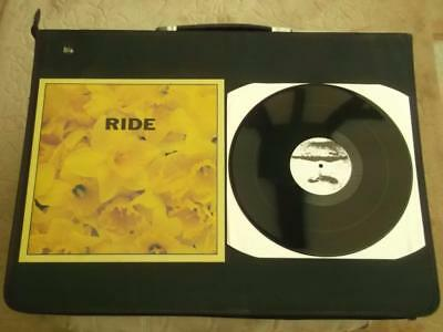 "Ride Play 1990 Uk Press 4 Track 12"" Vinyl Record E.p. Ex.ex"