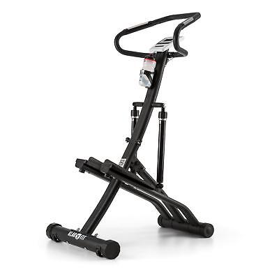 Stepper Ellittica Step Allenamento Cardio Bike Camera Palestra Glutei Scale