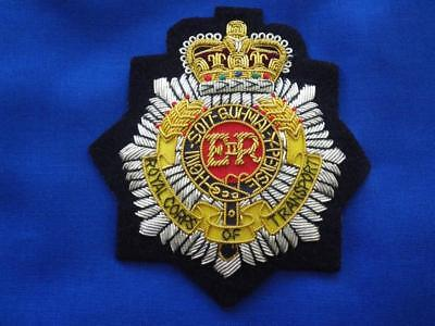 Royal Corps Of Transport ( Rct ) Blazer Badge