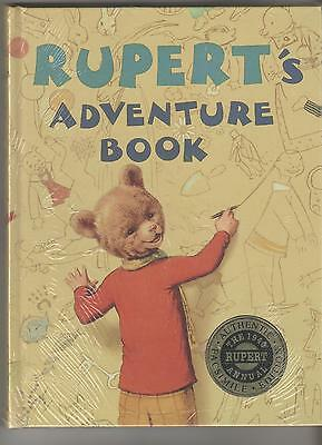 Rupert Adventure Book 1940 Facsimile. Mint Sealed