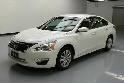 2014 Nissan Altima  2014 NISSAN ALTIMA 2.5 S SEDAN BLUETOOTH CD AUDIO 28K #319158 Texas Direct Auto