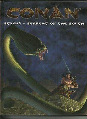 Mongoose, Conan D20/ogl Rpg - Stygia Serpent Of The South