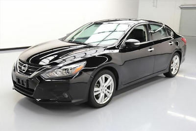 2016 Nissan Altima  2016 NISSAN ALTIMA 3.5 SL SUNROOF NAV REAR CAM 38K MI #150053 Texas Direct Auto